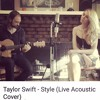 Candice Sand - Style (Taylor Swift - Live Acoustic Cover) FREE Download