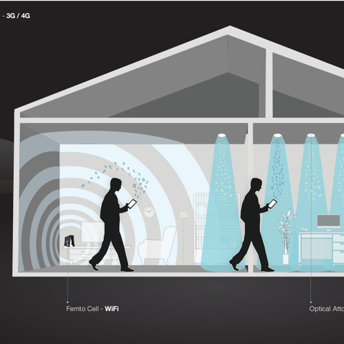 LEDs Could Light the Way to Future Networking