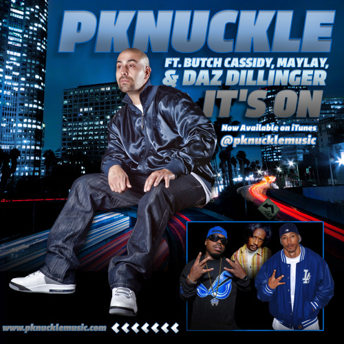 ITS ON FT. BUTCH CASSIDY, MAYLAY, DAZ DILLINGER CLEAN