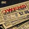 OWENS - Nowhere Ticket