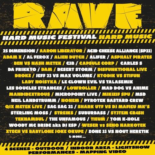 Alifer - RAVE 2015 podcast