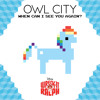 Owl City - When Can I See You Again (Bluevoices remix)