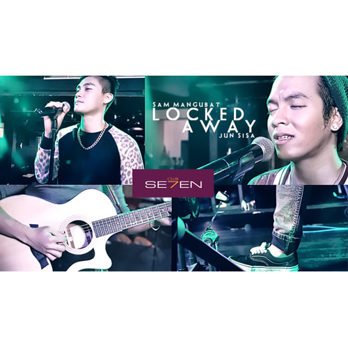 Baixar Locked Away - Sam Mangubat & Jun Sisa (Rock City feat. Adam Levine)