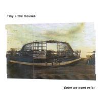 Tiny Little Houses Soon We Won't Exist Artwork