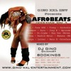 AFROBEAT INVASION VOL.2 MIXED BY DJ GINO