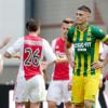 Radioverslag bij de 4-0 van Anwar El Ghazi tijdens Ajax - ADO Den Haag