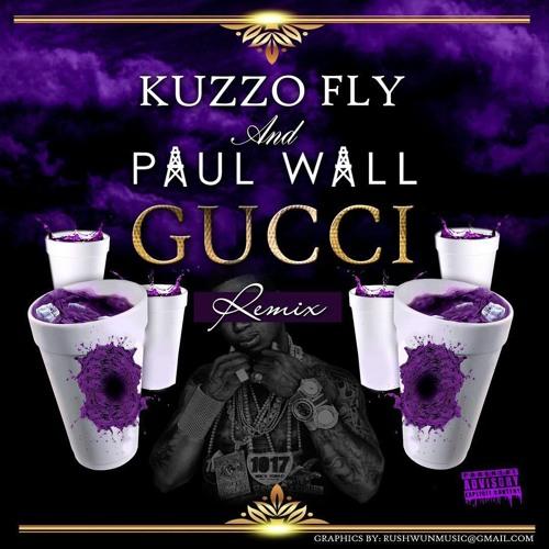 Kuzzo Fly ft. Paul Wall -GUCCI Remix [Thizzler.com]