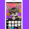 Review - Giphy Cam app for silly faces