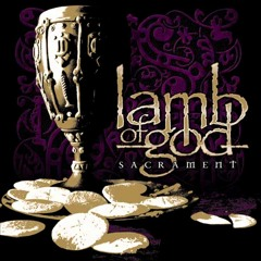 my rhythm guitar cover of Lamb of god's Blacken the cursed sun