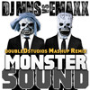 DJMNS vs. E-MaxX - Monster Truck Sound Driver (DoubleDStudios Bootleg) incl. Free DL !