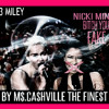 NICKI MINAJ GET DISSED REAL HARD BY M$.CA$HVILLE THE FINE$T - BITCH YOU FAKE 2015 NEW SONG