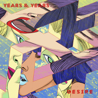 Years & Years Desire (Jerry Folk Remix) Artwork