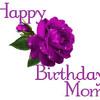 Happy Birthday Mama By Joshua B.