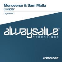 Monoverse & Sam Matla - Collider (Original Mix) [ Always Alive Recordings ] Artwork
