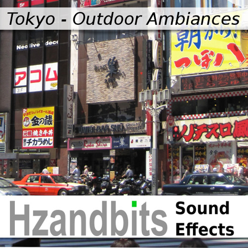 Tokyo Outdoor Ambiances Preview 1