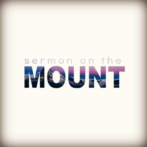 Sermon On The Mount August 23 2015