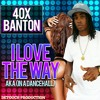 I love the way she move her body: 4ox-Banton
