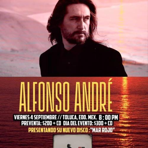 Entrevista a Alfonso André