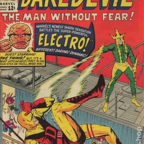 Ep. 103 ELECTRO Daredevil #2 part 1