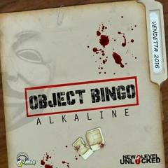 Alkaline - Object Bingo (Raw) - Wild Wild West Riddim - DJ Frass Record - DDB