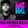 DBHQ 050 Big Drum & Bass Sep 2015 WIN ANDY C ALL NIGHT TICKETS!!