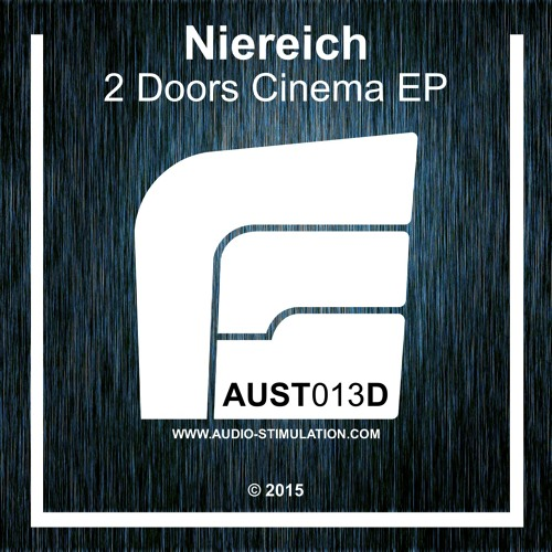 [AUST013D] Niereich - 2 Doors Cinema EP