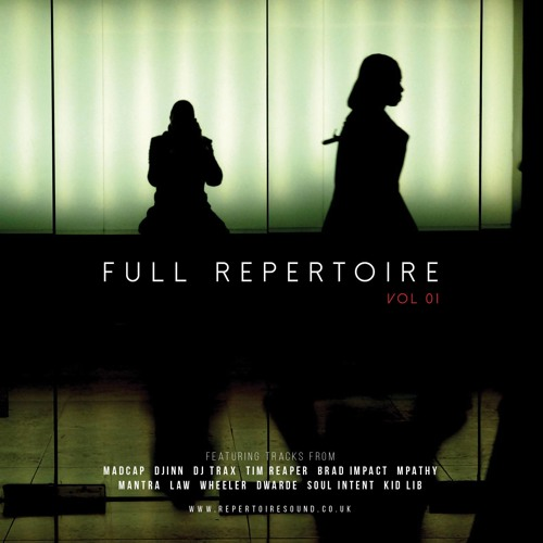 Full Repertoire Vol 1 (CD Album)