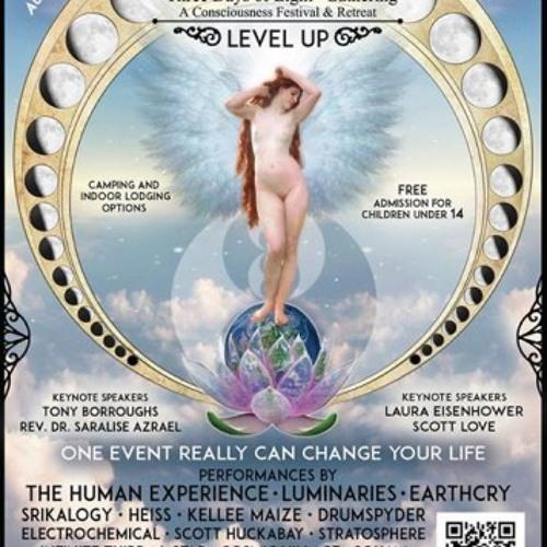 Live Freestyles With Srikalogy & Soham at Three Days Of Light Gathering
