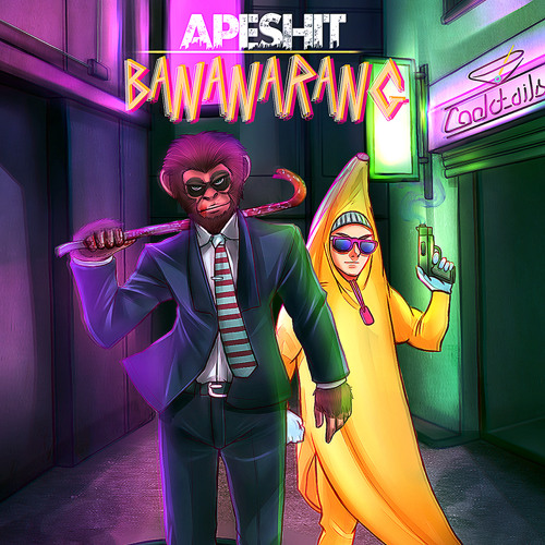 ApeShit Bananarang - The Soundtrack - by SwordWizard aka Benjamin Allen