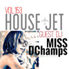 VOL.153 MISS Dchamps (DOMINICAN REPUBLIC - MIAMI, UNITED STATES)