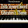 Zelda Skyward Sword - Ghirahim's Theme, Piano