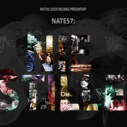 "Nate57 ""Nie Stille"" (Freetrack)- Rattos Locos Records 2015"