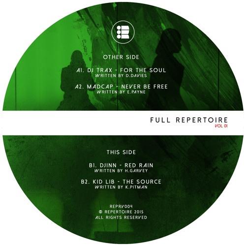 Full Repertoire Vol 1 Vinyl Sampler (OUT NOW!)
