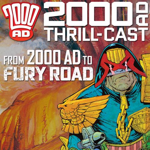 The 2000 AD Thrill-Cast 2 September 2015