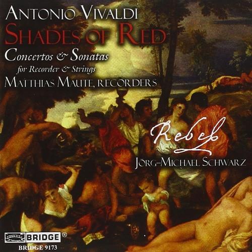 Vivaldi: Concerto In G Major, 3. Allegro (Rebel)