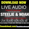 STEELIE & NOAH @ I LUV MY ISLAND SUNDAYS @TRACKS CAFE live audio