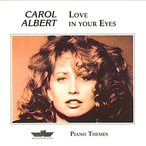 Love In Your Eyes - CD Playlist
