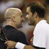 The brilliant Agassi v Sampras rivalry of the 1990s