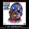 Gucci Mane Ft. Rich Homie Quan & PeeWee Longway - No Problems - MP3WAXX