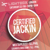 ILL PHIL PRESENTS - THE CERTIFIED JACKIN MIXTAPE 022 [LIGHTBOX LONDON AUGUST 22ND]