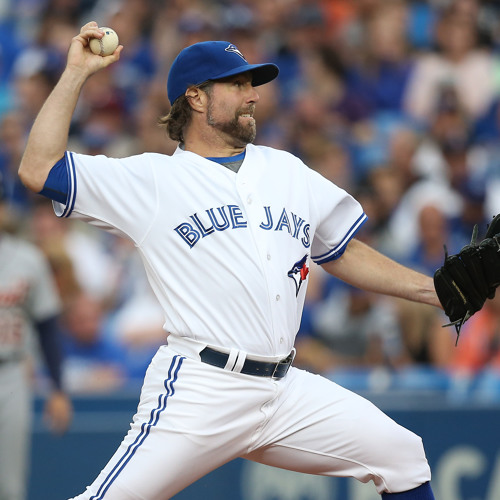 R.A. Dickey on His Search for Peace and the Perfect Knuckleball