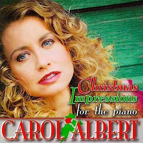 Christmas Impressions For The Piano - CD Playlist