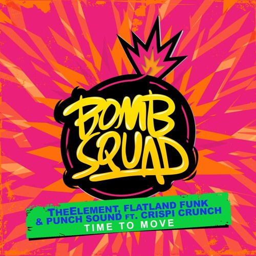Flatland Funk, Theelement, Punch Sound Feat. Crispi Crunch - Time To Move (Original Mix)