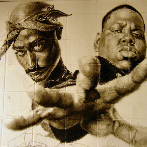 Tupac Ft  Biggie - Runnin' (Dying To Live) (Acapella) by C O D Black