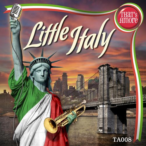 LITTLE ITALY ( TA008 ) Swing italo americano