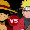 Luffy VS. Naruto - N.k Ft. Duelista Prateado