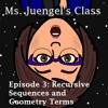 Ms. Juengel's Class Episode 3