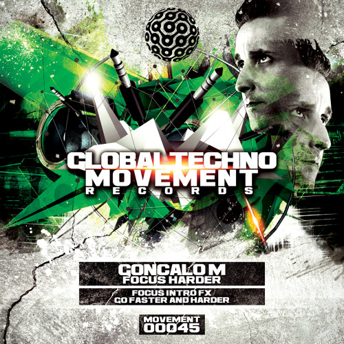 goncalo m go faster and harder global techno movement