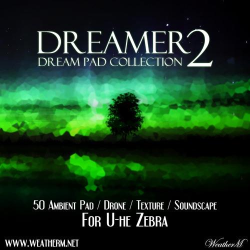 Dreamer 2 for Zebra, a Dream pad collection