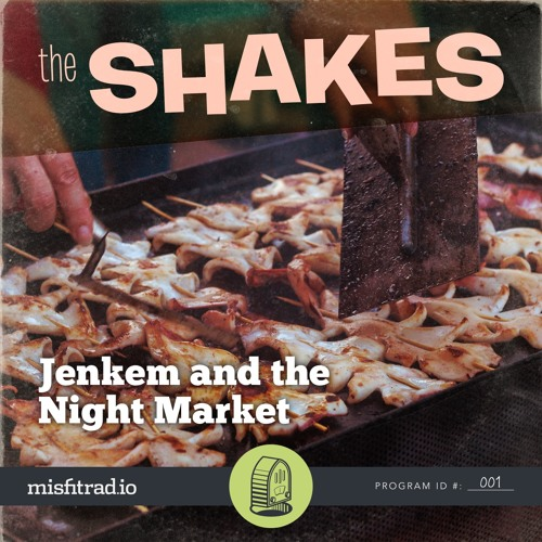 Jenkem and the Night Market Cover Art